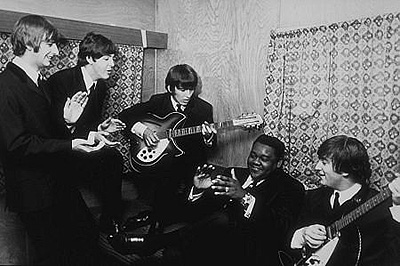 Image result for the beatles fats domino