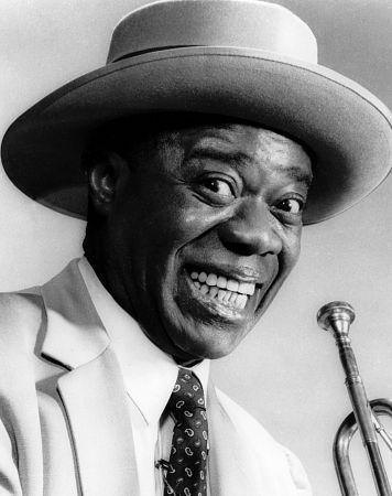 "Louis Armstrong and the All Stars were enormously popular worldwide. Louis became known as ""America's Ambassador."" He and the band continued to tour ... - Louis-Armstrong"