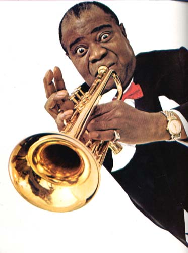 Louis Armstrong stands as the most important individual in jazz history. He played powerfully inventive, technically inspired solos, elevating jazz from a ... - louis-armstrong1