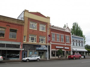 Main St. Dallas, Oregon