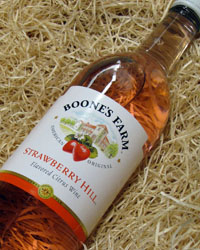 Boone's Farm Strawberry Hill: Elixir to the Gods