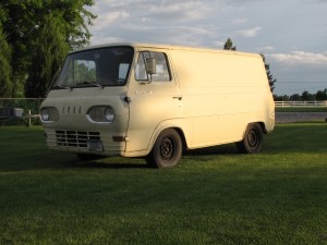 Comparable Ford Van